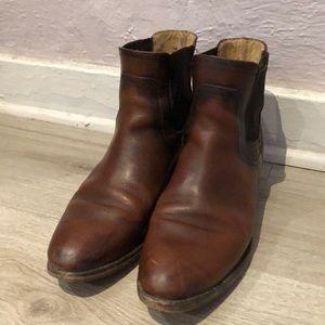 FRYE Lindsay Gore Short Boot